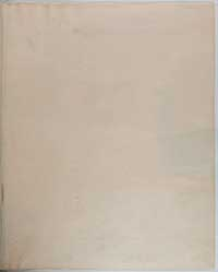 [Blank page of R. H. &#8212 1874  album]