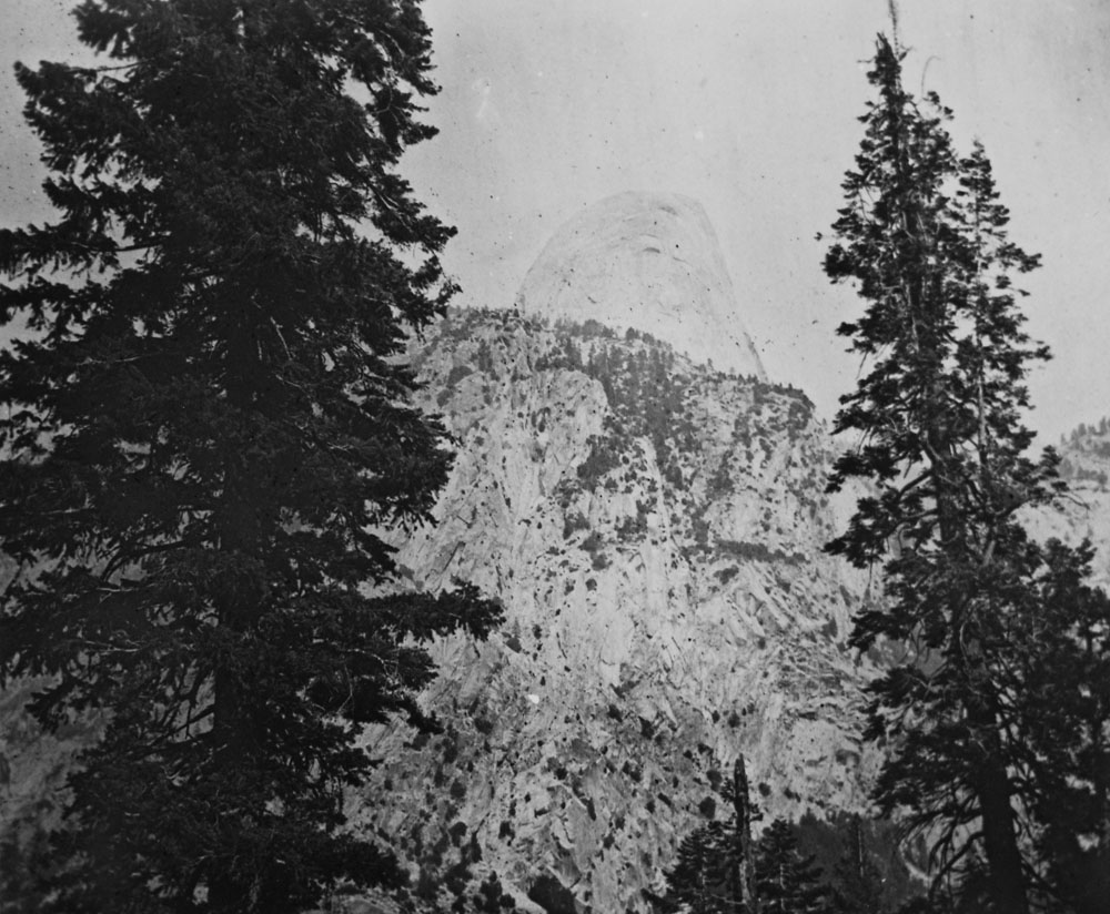 Watkins #38 - Half Dome from the South Fork