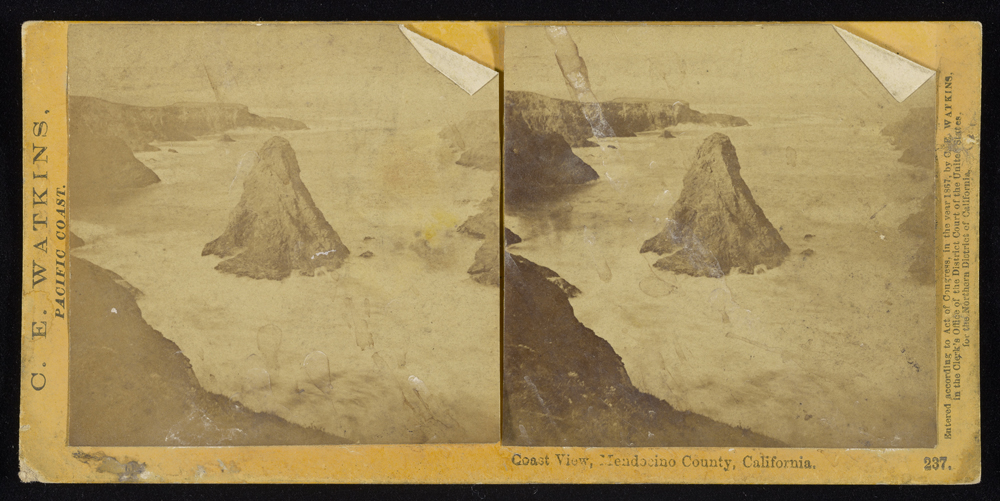Watkins #237 - Coast View, Mendocino County, California