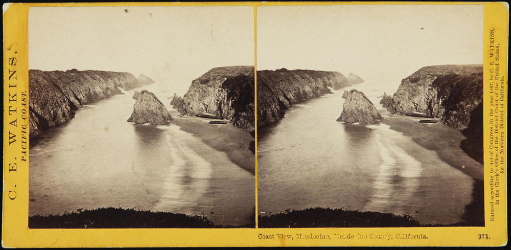 Watkins #271 - Coast View, Mendocino, Mendocino County, California