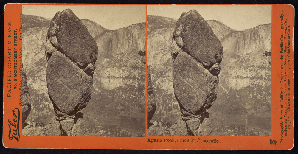 Watkins #807 - Agassiz Rock, Union Point