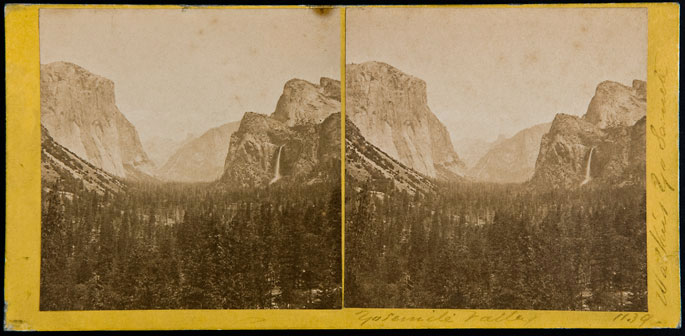 Watkins #1139 - Yosemite Valley