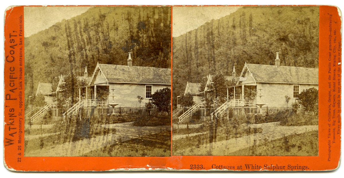 Watkins #2333 - Cottages at White Sulphur Springs
