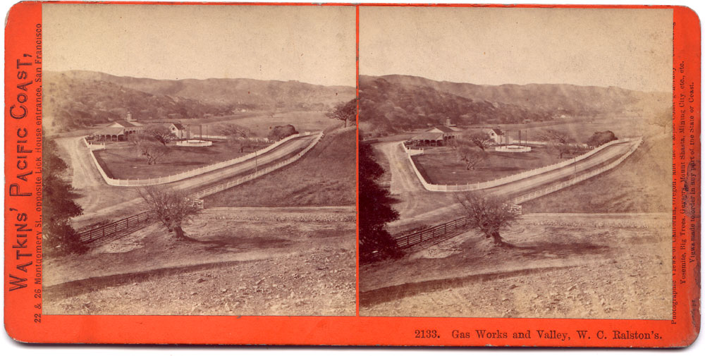 Watkins #2133 - Gas Works and Valley, W.C. Ralston's