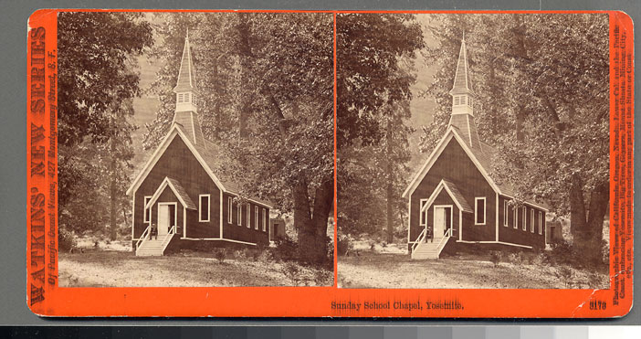 Watkins #3173 - Sunday School Chapel