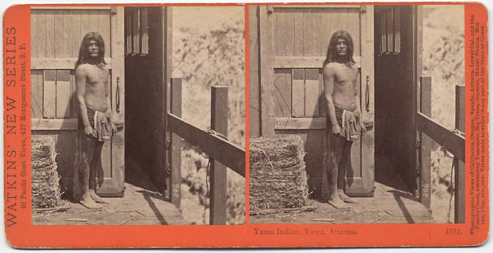 Watkins #4884 - Yuma Indian, Yuma, Arizona.