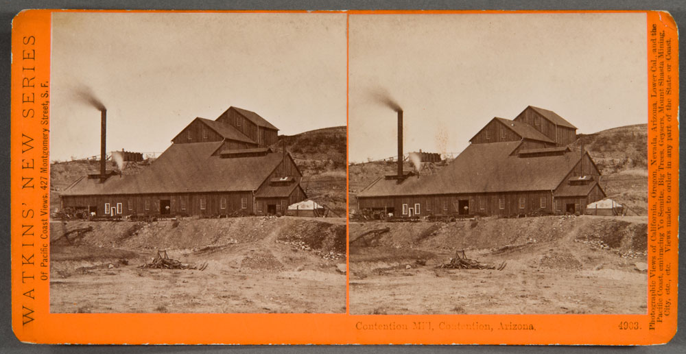 Watkins #4903 - Contention Mill, Contention, Arizona.