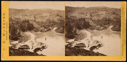 Unnumbered View - The Dam, S.V.W.W.
