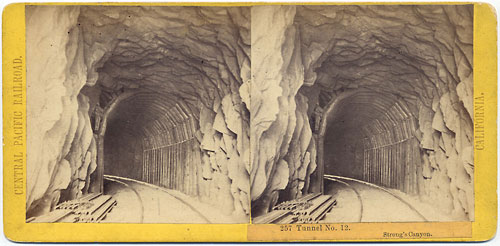 #257 - Tunnel No. 12, Strong's Canyon