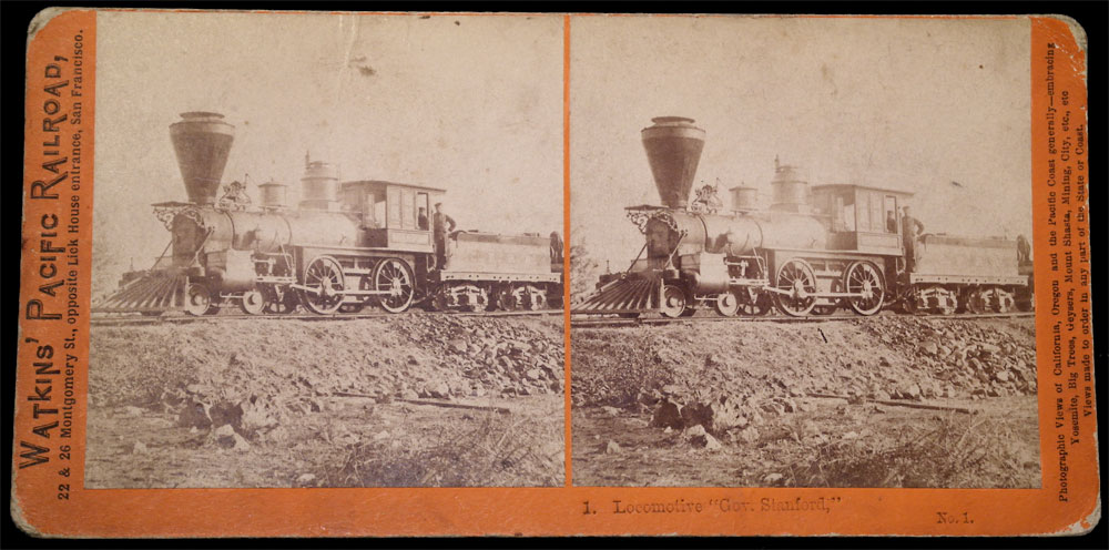 Watkins #1 - Locomotive
