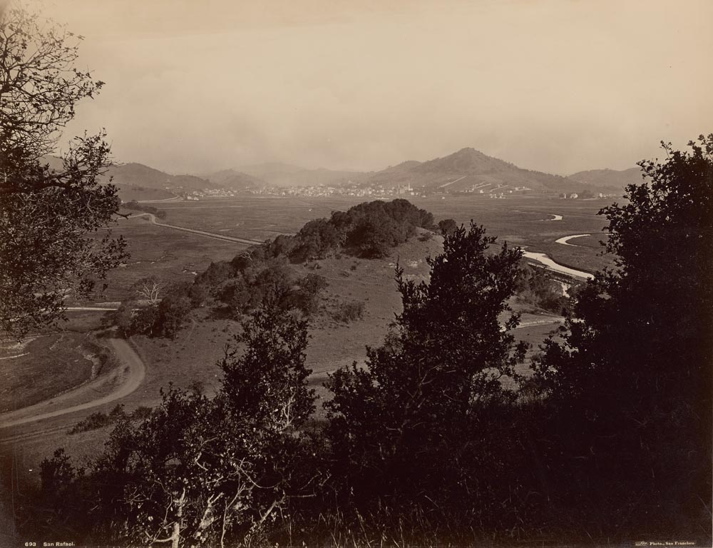 Watkins #693 - San Rafael, General View, Marin County