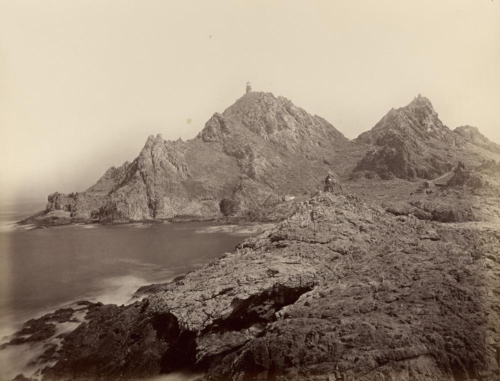 Watkins #550 - View from Sugar Loaf Island, Farallon Islands