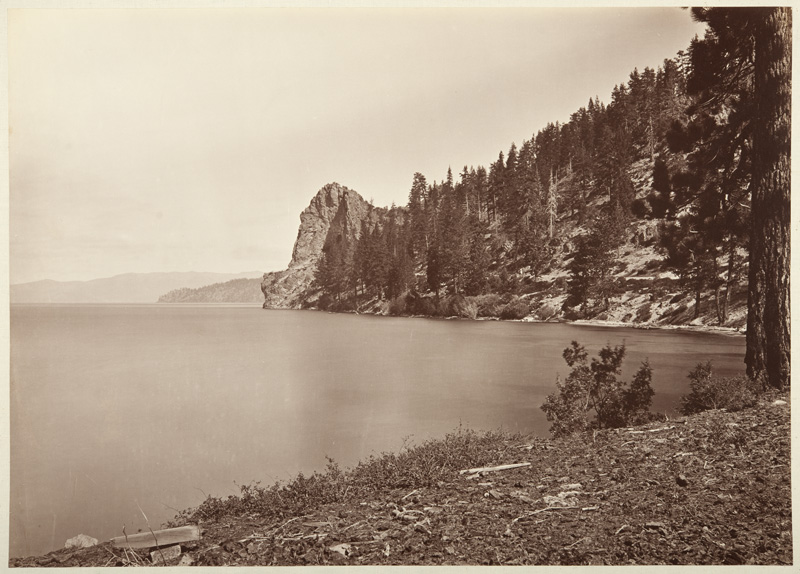 Watkins #1015 - Cave Rock, Lake Tahoe, Douglas County, Nevada
