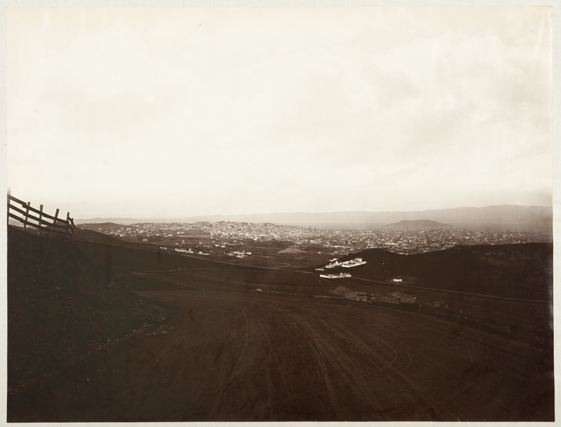 Watkins #624 - View from Ocean House Road, San Francisco