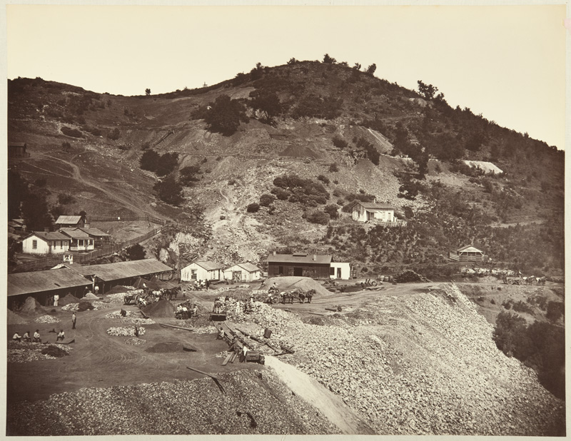 Watkins #138 - Mine Peak, New Almaden