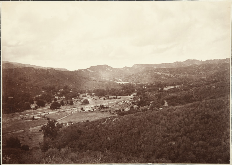 Watkins #1148 - San Fernando Tunnel, View from the South, Los Angeles County