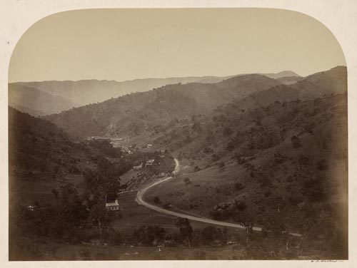 #117 - New Almaden Quicksilver Mines, General View