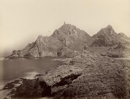 #550 - View from Sugar Loaf Island, Farallon Islands