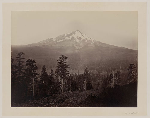 #463 - Mount Shasta from the Northeast, Siskiyou County