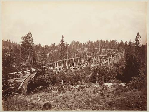 #524 - National Flume, Nevada County