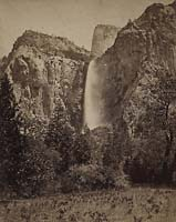 16 - Bridalveil Fall, Yosemite