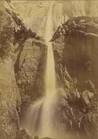 838 - Yosemite Falls, View from the Bottom