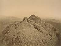 1275 - Summit of Round Top Mountain, Alpine County