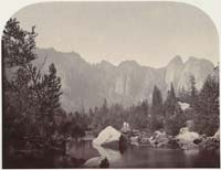 41 - View on the Merced, Yosemite