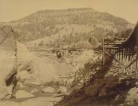 514 - Golden Gate and Golden Feather Mining Claims, Feather River, Butte County