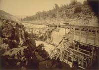 521 - Golden Gate and Golden Feather Mining Claims, Feather River, Butte County