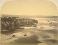 192 - The Point, View Looking East, City of Mendocino