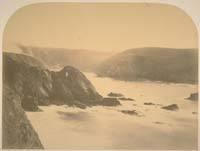 157 - View of the Albion River from the Coast, Mendocino County