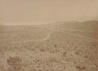 1312 - General View of Town of Tombstone, Cochise County, Arizona Territory