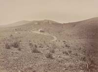 #1317 - General View of Contention Works and Mine, Arizona Territory