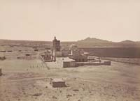 1326 - Mission San Xavier del Bac, near Tucson, Arizona Territory