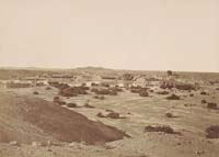 1342 - Town of Yuma from the Fort, Yuma County, Arizona Territory