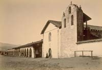 1224 - Mission Santa Inez, Santa Barbara County