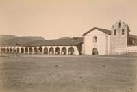 1225 - Mission Santa Inez, Santa Barbara County