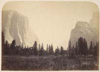 17 - Up Yosemite Valley, El Capitan