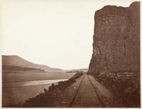 456 - Cape Horn near Celilo, Columbia River, Oregon