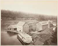 415 - Flour and Woolen Mills, Oregon City, Oregon