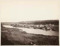 410 - Oregon City and the Willamette Falls, Oregon (A)