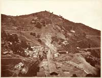 139 - Panorama from Cross Hill (No. 2), New Almaden