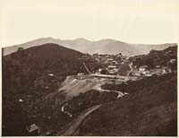 #131 - The First View of the Mine, looking South, New Almaden