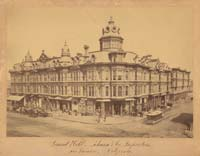 382 - Grand Hotel, Johnson and Company, Proprietors, San Francisco