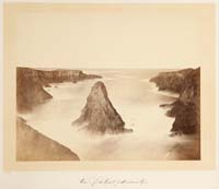 188 - A Coast View, Rocks (No. 1), Mendocino County