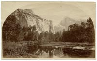 The Domes, Yosemite Valley