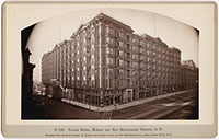 Palace Hotel, Market and New Montgomery Streets, S. F.