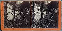 82 - The Ladders, up the Vernal Cliff, Yosemite Valley