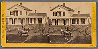 183 - Residence of D. T. Adams, San Jose